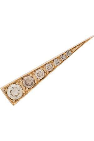 Daou Kvinna Örhängen - Spark diamantörhänge i 18K gult guld