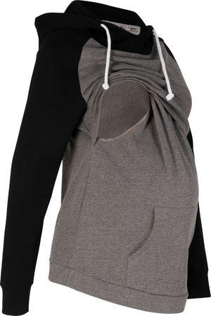 Bonprix Kvinna Sweatshirts - Mamma-/amningssweatshirt