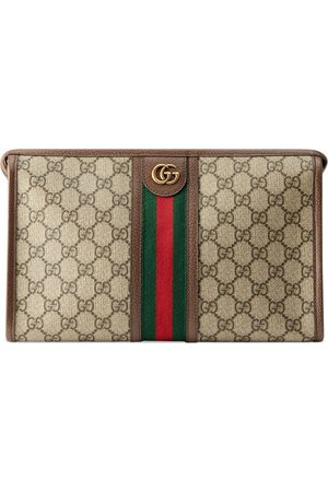 Gucci Man Necessärer - Ophidia GG toiletry case