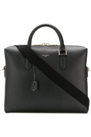 Dolce & Gabbana Laptop-väska i läder