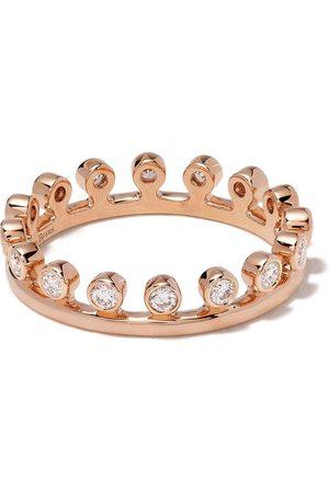De Beers Kvinna Ringar - Dewdrop diamantring i 18K roséguld