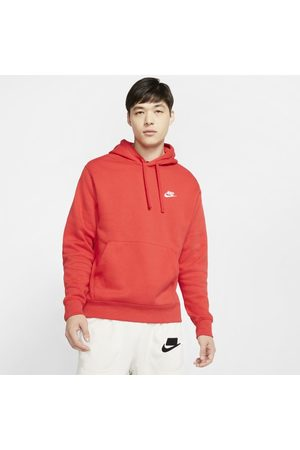 Nike Man Hoodies & Sweatshirts - Huvtröja Sportswear Club Fleece