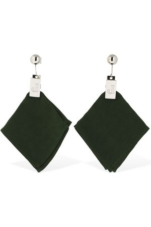 Jacquemus Les Mouchoirs Earrings
