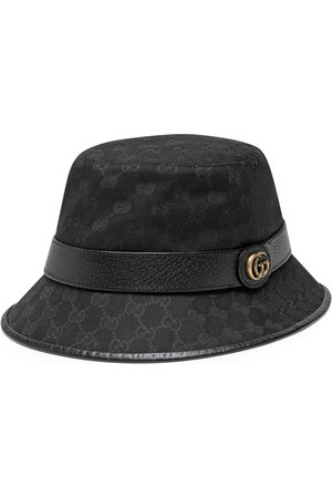 Gucci GG canvas bucket hat with Double G