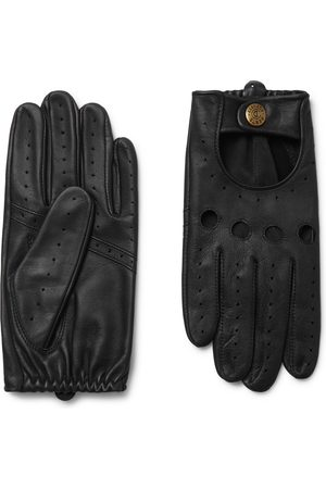 Dents Man Handskar - Silverstone Touchscreen Leather Driving Gloves
