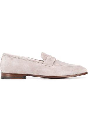 Scarosso Marzio loafers med mandelformad tå