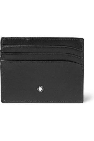 Mont Blanc Man Plånböcker - Meisterstück Leather Cardholder