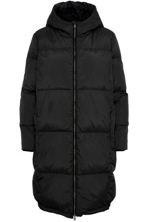 Y.A.S Puffer coat Quilted hooded