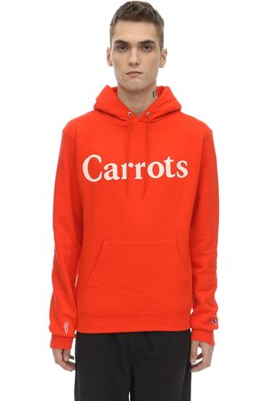 CARROTS X JUNGLE S Jersey Sweatshirt Hood