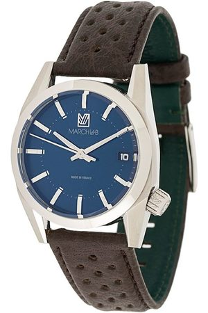 MARCH LA.B AM69 Electric Steel 36 mm klocka