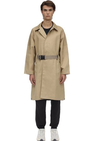 Poliquant Shoulder Bagging To Back Stand Fall Coat