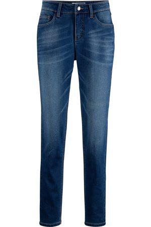 Bonprix Fodrade jeans med mjuk insida, boyfriend