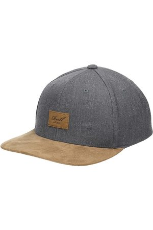 Reell Suede Cap heather charcoal