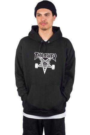 Thrasher Skate Goat Hoodie black