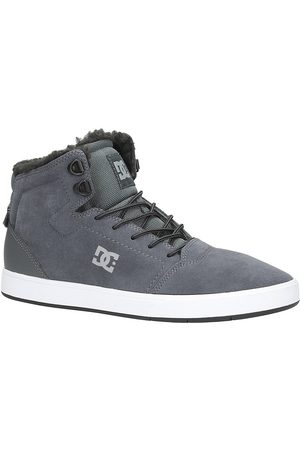 DC Crisis High Winter Shoes charcoal grey