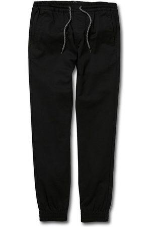 Volcom Frickn Mdrn Tap Jogging Pants black