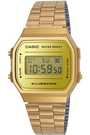 Casio A168WEGM-9EF gold