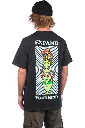 A.Lab Minds Expanded T-Shirt black