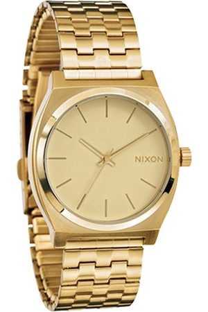 Nixon The Time Teller all gold/gold