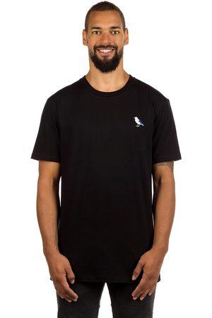 Cleptomanicx Embro Gull T-Shirt black