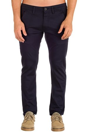 Reell Flex Tapered Chino Pants navy blue