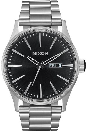 Nixon The Sentry SS black sunray