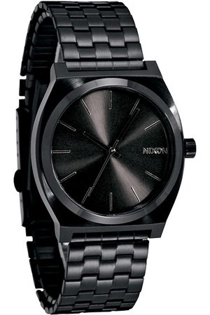 Nixon The Time Teller all black