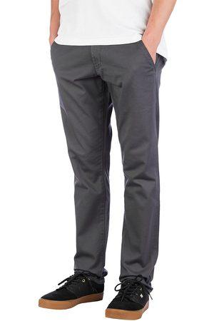 Reell Flex Tapered Chino Pants dark grey