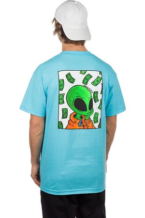 Salem7 Marshall Money T-Shirt sky blue