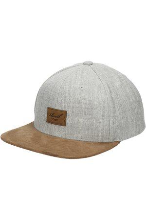 Reell Suede Cap heather light grey