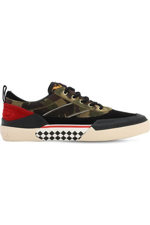 STRATICA INTERNATIONAL Wilshire Suede Sneakers