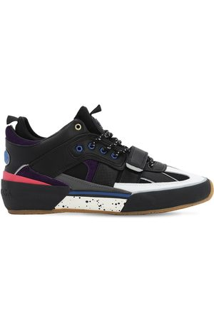 STRATICA INTERNATIONAL Broadway Leather Sneakers
