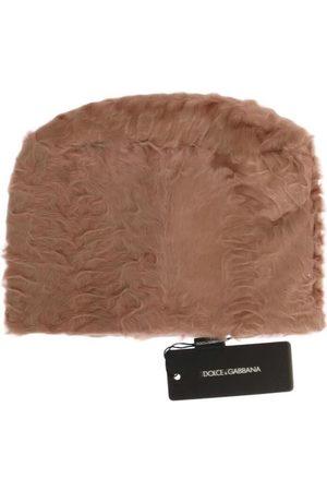 Dolce & Gabbana Xiangao Lamb Fur Beanie