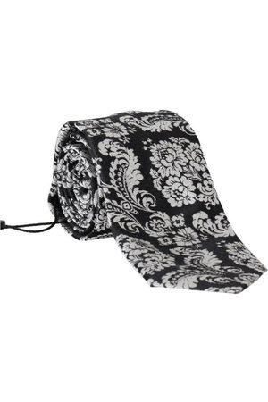 Dolce & Gabbana Floral Print Tie