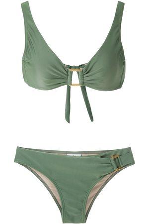 AMIR SLAMA Utsmyckad bikini