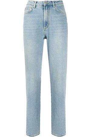 Fiorucci Tara mom-jeans med vintage-look