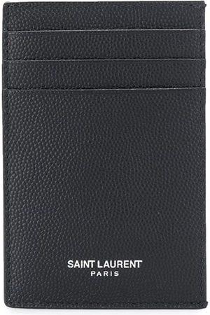 Saint Laurent Man Plånböcker - 584105BTY0N 1000 Furs & Skins->Calf Leather