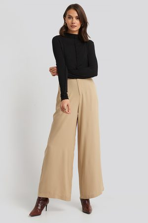 NA-KD Flowy Wide Leg Pants