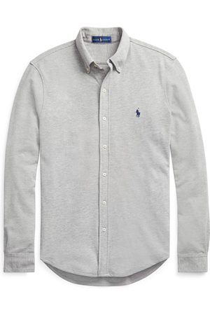 Polo Ralph Lauren Man Skjortor - Long sleev-knit