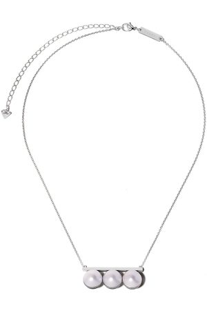 Tasaki Halsband i 18K vitguld