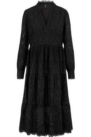 Y.A.S Midi dress Broderie