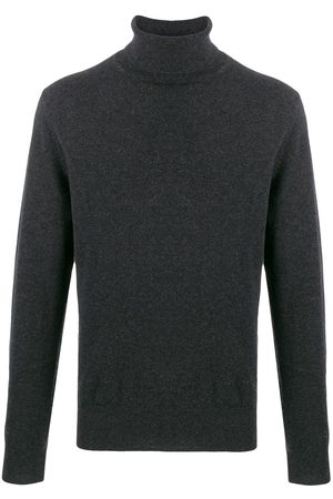 N.PEAL The Trafalgar Polo Neck Cashmere Sweater
