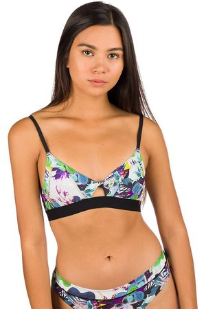 Stance Twisted Triangle Nylon Top Underwear opuntia