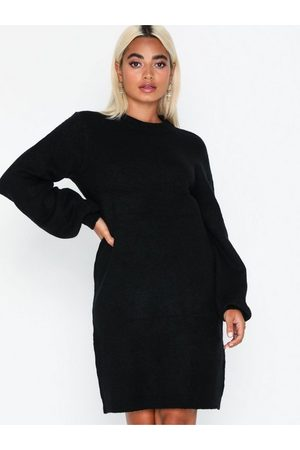 Object Objeve Nonsia L/S Knit Dress Noos Loose fit dresses