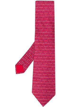Hermès Man Slipsar - Silk 2000s wavy striped tie
