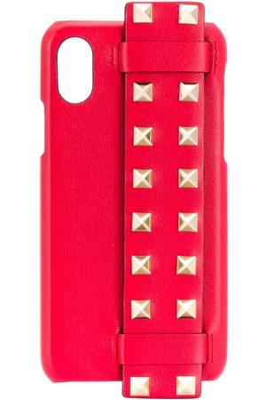 VALENTINO IPHONE X SW2P0S62BOL JU5 Calf Leather