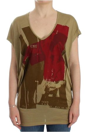 Costume National Print shortsleeve t-shirt