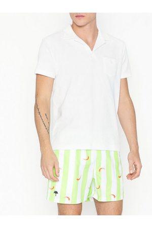 Oas Terry Shirt Skjortor White