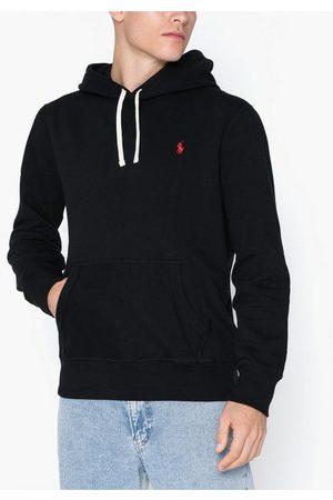 Polo Ralph Lauren Man Hoodies - Long Sleeve Hoodie Tröjor Black