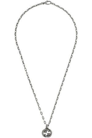Gucci Interlocking G pendant necklace